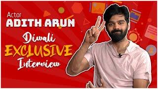 Actor Adith Arun Diwali Exclusive Interview | Adith Arun Interview Full | Anchor Kavya | TFPC - TFPC