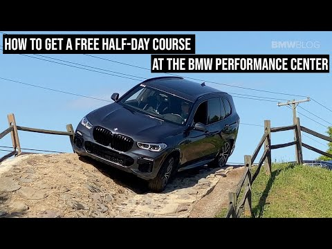 How To Get A Free Half Day Course At The BMW Performance Center