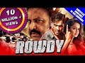 Rowdy (2019) New Released Hindi Dubbed Full Movie  Vishnu Manchu, Mohan Babu, Shanvi Srivastav