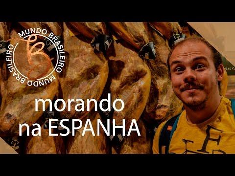 Brasileiros na Espanha - feat. Afonso Solak | #Ep.5 #MundoBrasileiro