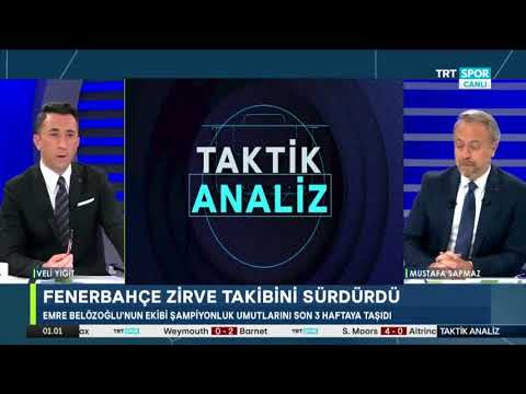 Veli Yiğit ve Mustafa Sapmaz ile Taktik Analiz-Zirve yarışında hata yapan olmadı