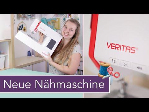 Meine neue Nähmaschine: Die Veritas Carmen & MEGA Verlosung