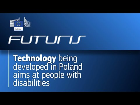 FUTURIS. Technology being developed in Poland aims of people with disabilities photo