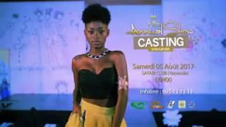 ANNUAL SHOW FASHION WEEK 2017 casting de YAOUNDE