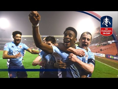 Barnsley 1-2 Blackpool (Replay) Emirates FA Cup 2016/17 (R3) | Goals & Highlights