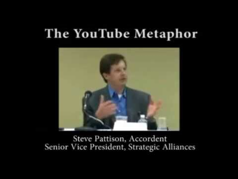 Steve Pattison: The YouTube Metaphor