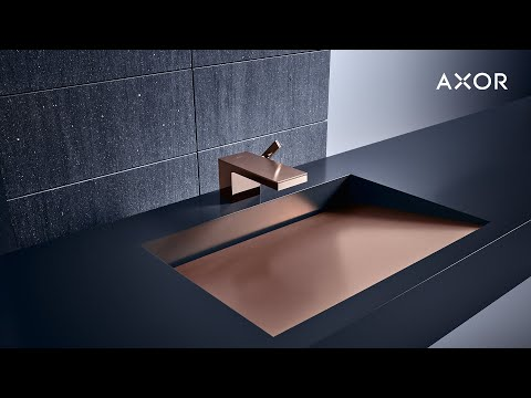 AXOR MyEdition | A new dimension of individualization