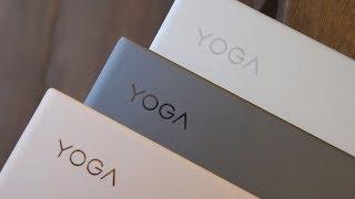 Lenovo Yoga 730 and Flex 14 hands-on