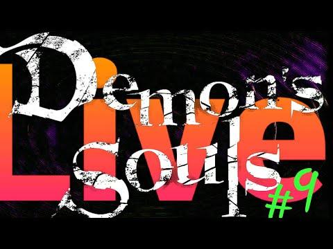 Demon s Souls Live (9) Old Hero, Storm King, and Leechmonger Boss Fight