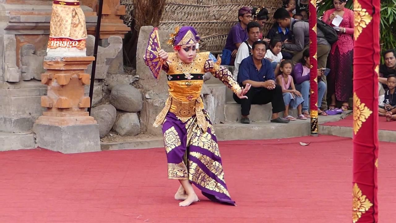 Tari Truna Jaya - Pesta Kesenian Bali 2016