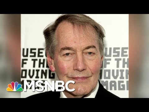 Will The Charlie Rose Accusations Change Corporate Culture? | Velshi & Ruhle | MSNBC