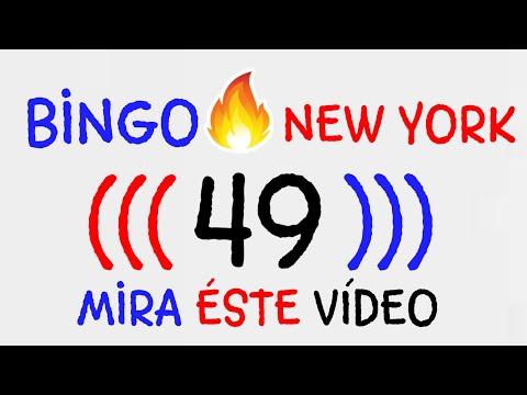 Loteria NEW YORK para HOY (( 49 )) BINGO HOY/SORTEOS de las LOTERÍAS/NÚMEROS que más SALEN éste DÍA