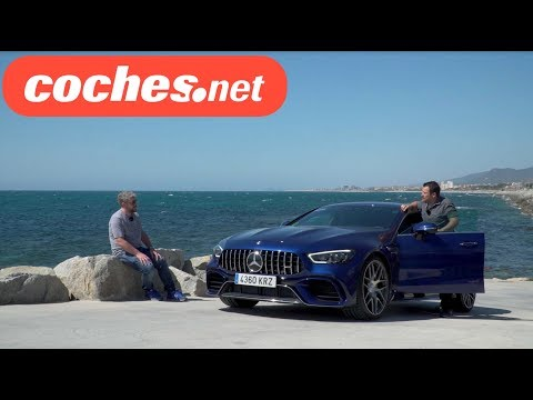 Mercedes-AMG GT 63 S 4MATIC+ 2019 | Prueba / Test / Review en español | coches.net