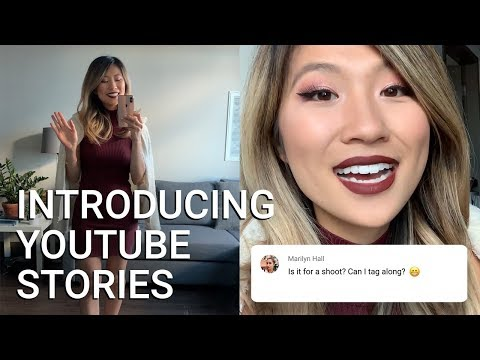 YouTube Stories | Fashion by Ally