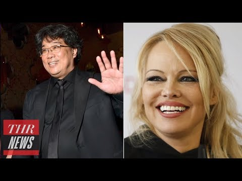 Pamela Anderson Gets Married to Jon Peters, The Royal Family Gets Animated Treatment | THR News