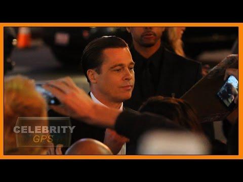Brad Pitt under investigation for alleged child abuse - Hollywood TV