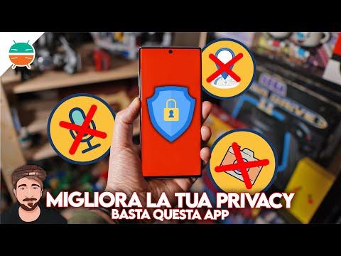 Questa app MIGLIORA LA PRIVACY del tuo s …
