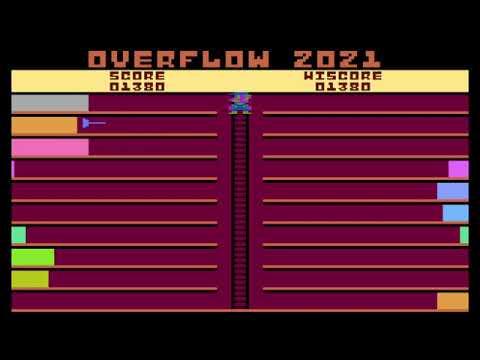 Overflow 2021 para computadoras Atari