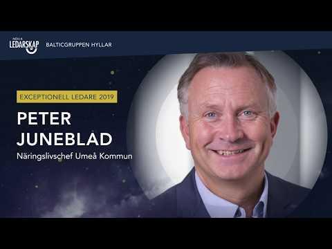 Hyllningsfilm Balticgruppens val av exceptionell ledare i samband med Nolia Ledarskap i Umeå.
