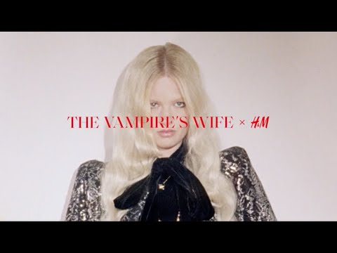 hm.com & H&M Discount Code video: The Vampire's Wife x H&M | New collaboration