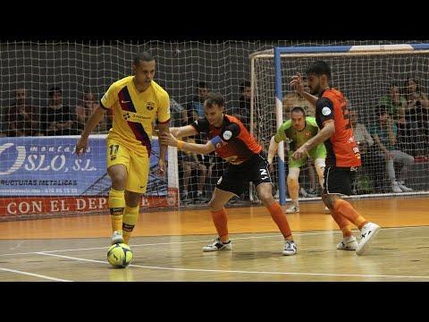 Aspil-Jumpers Ribera Navarra - Barça - Jornada 5 Temporada 2019/2020