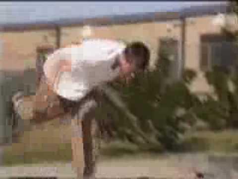 Rodney Mullen - First EVER Darkslide
