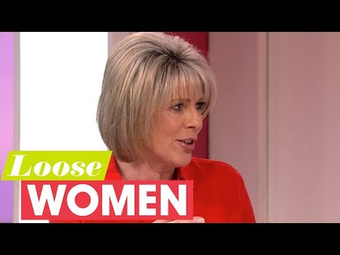 connectYoutube - Ruth Felt Ever So Lonely While She Was Breastfeeding | Loose Women