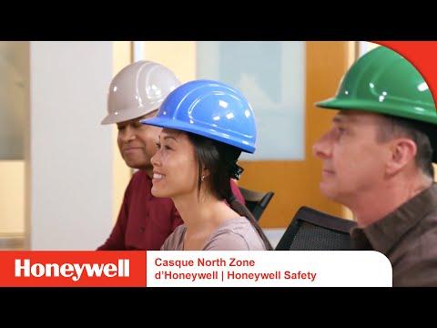 Casque North Zone d'Honeywell   Honeywell Safety