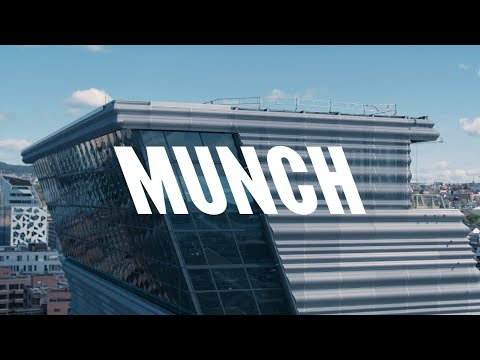 MUNCH - New visual identity
