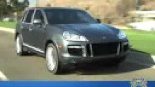Porsche Cayenne Video Review - Kelley Blue Book