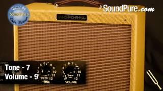 Victoria Amps Ivy League 14-watt Combo Amp Demo