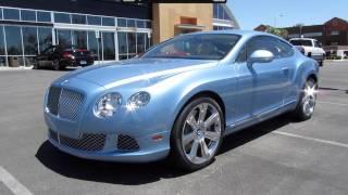 2012 Bentley Continental GT Walkaround