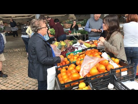 Heart of Portugal in 12 Days: The Alcobaça Market