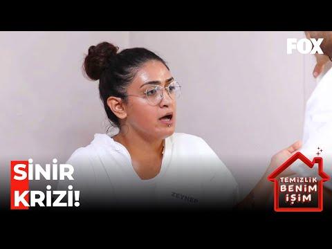 Zeynep ve Fahriye Arasında KAVGA ÇIKTI! - Temizlik Benim İşim 224. Bölüm