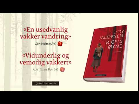 Roy Jacobsen - Rigels øyne