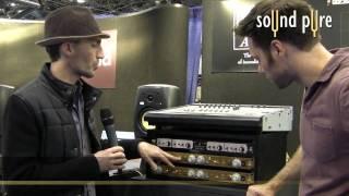 Kush Audio Empirical Labs EL7 Fatso Mod - AES '09