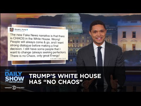 connectYoutube - Trump's White House Has