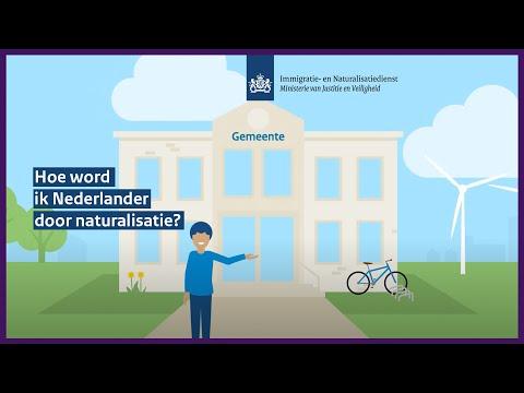 Hoe word ik Nederlander door naturalisatie?