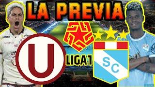LA PREVIA ? Universitario de Deportes vs Sporting Cristal ? Final Ida de la LIGA 1 Movistar 2020
