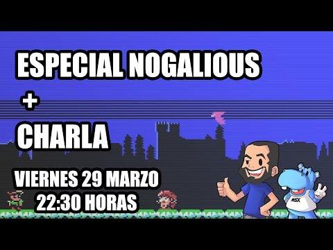 Especial Nogalius + charla