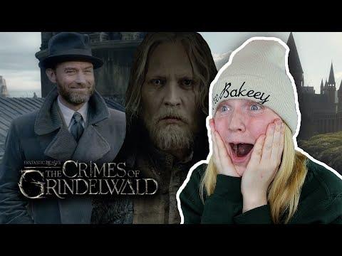 Fantastic Beasts: The Crimes of Grindelwald - Teaser Trailer REACTION