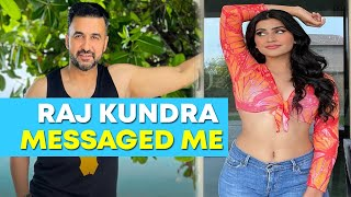 YouTuber Puneet Kaur says Raj Kundra tried to contact her for his app - BOLLYWOODCOUNTRY