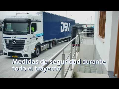 DSV   Transporte de destilados