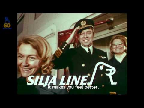 Silja Line - Shared experiences already for 60 years