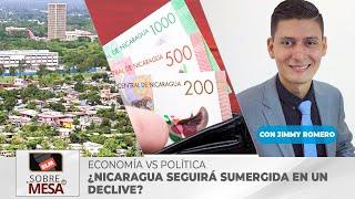 Economía vs Política: ¿Nicaragua Seguirá sumergida en un declive