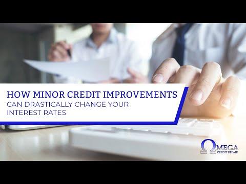 Credit Scores and Interest Rates - BestCreditYet.com