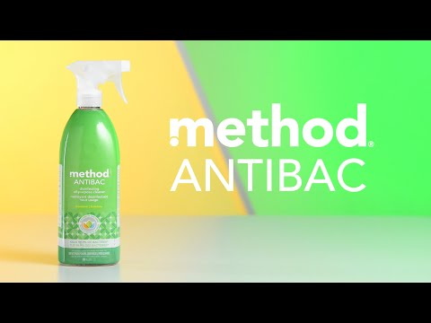 fear no mess with antibac all-purpose cleaner