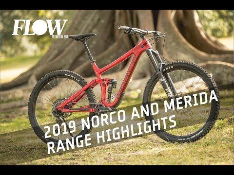 2019 Norco and Merida Range Highlights - Flow Mountain Bike