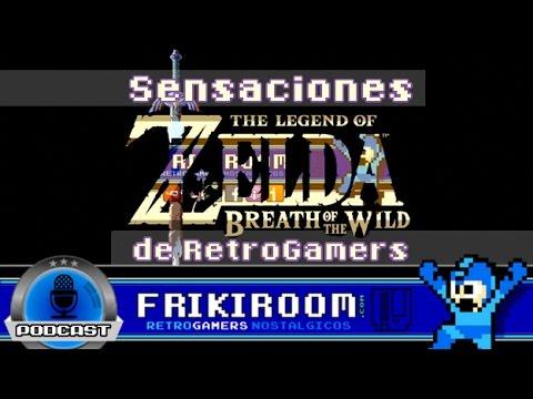 The Legend of Zelda: Breath of the Wild - Sensaciones de RetroGamers