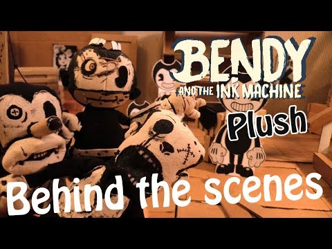 connectYoutube - BATIM Chapter 3 Plush (Part 2) Behind the scenes
